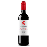 Curtis Red Label South Australian Shiraz 2014