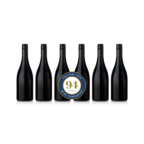 Black Market Mystery 94 Point Mclaren Vale Shiraz 6 Pack