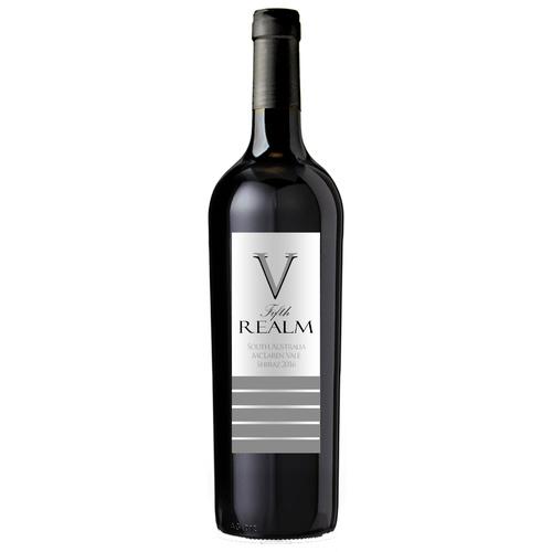 5th Realm South Australia McLaren Vale Silver label Shiraz 2016