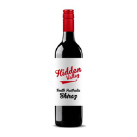 Hidden Valley South Australian Shiraz 2016