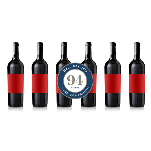 Mad Mystery McLaren Vale Shiraz 6pack - rated 94 points